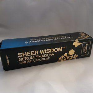 Butter London Sheer Wisdom Serum Shadow New